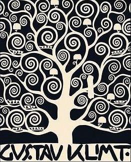 Stencil albero della vita debodesign - Stencil albero da parete ...